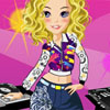 DJ Girl Dress Up Game
