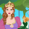 Magical princess make over game