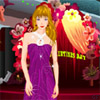 Pretty Valentine Girl Dressup