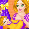 Rapunzel Real Care Newborn baby